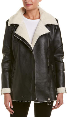 Romeo & Juliet Couture Moto Jacket