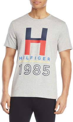 Tommy Hilfiger Graphic Logo Sleepwear Tee