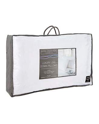 Hotel Collection Cascade Home Luxury Cotton Pillows