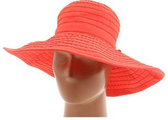 San Diego Hat Company RBL299 Crushable Ribbon Floppy Hat Traditional Hats
