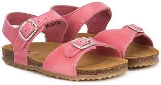 Pépé Kids buckle detail sandals