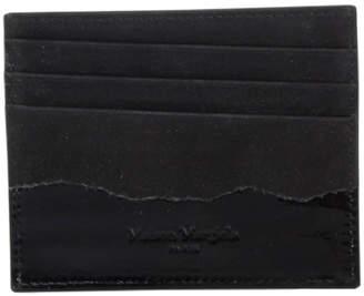 Maison Margiela (メゾン マルジェラ) - Maison Margiela レザー カードケース ブラック