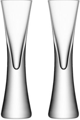 LSA International Moya Liqueur/Vodka Glasses