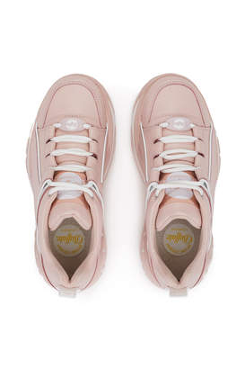 Opening Ceremony Buffalo London X Pink Low-Top Platform Sneaker
