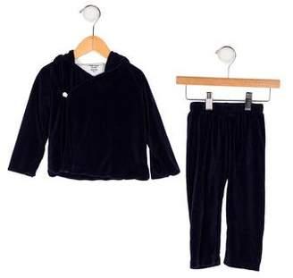 Ralph Lauren Boys' Velvet Pants Set
