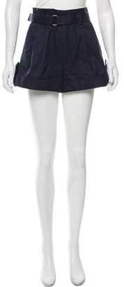 Marc Jacobs Belted Tailored Shorts
