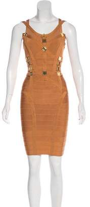 Herve Leger Neema Bandage Dress