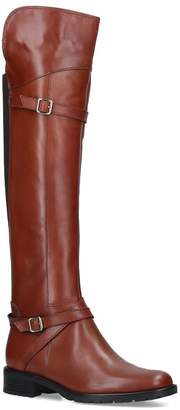Carvela Leather Viv Over-The-Knee Boots