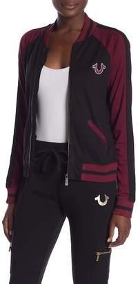 True Religion Track Jacket