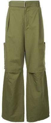 Ambush Nobo slit cargo trousers