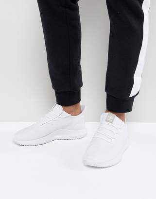 adidas Tubular Shadow Sneakers In White CG4563