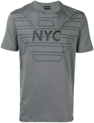 Emporio Armani NYC T-shirt