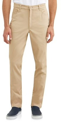 Real School Uniforms Young Men's 5-Pocket Stretch Skinny Pant