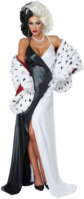 California Costumes California Costume Collections Cruel Diva Adult Costume