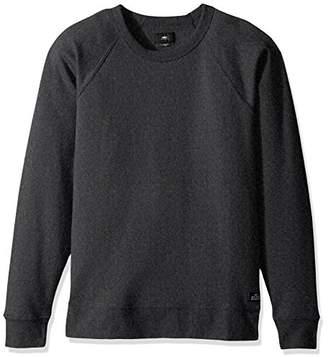 Obey Men's Lofty Creature Comfort Ii Crew Neck Fleece Sweatshirt