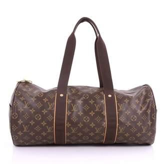 Louis Vuitton Beaubourg cloth handbag