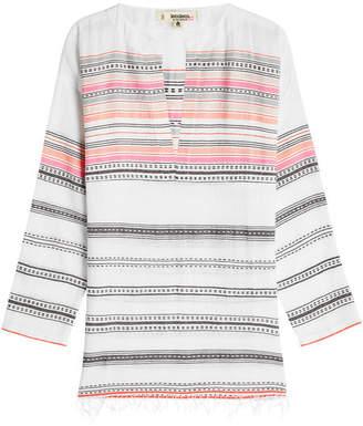 Lemlem Kal Embroidered Cotton Tunic