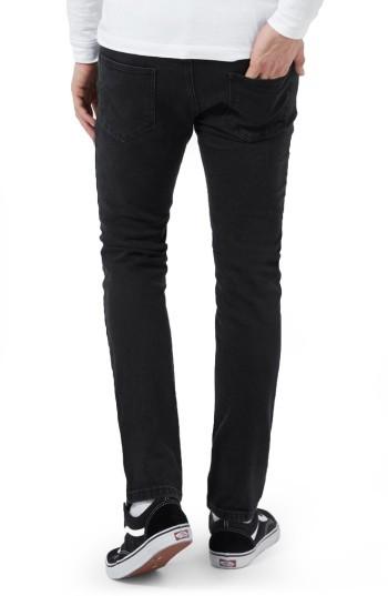 Men's Topman Ripped Skinny Fit Jeans 5