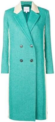 Mira Mikati double breasted coat
