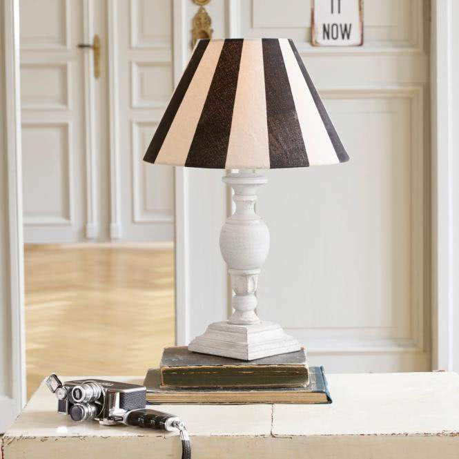 LOBERON Tischlampe Elisworth