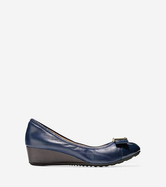 Cole Haan Emory Bow Wedge (40mm)