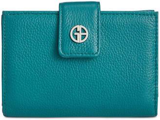 Giani Bernini Softy Leather Index Wallet