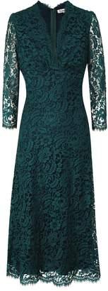 Libelula Tamara Dress Green Lace