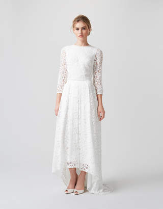 Monsoon Dominika Lace Bridal Top