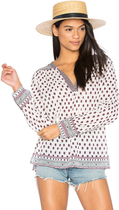 Soft Joie Sefrina Blouse $158 thestylecure.com