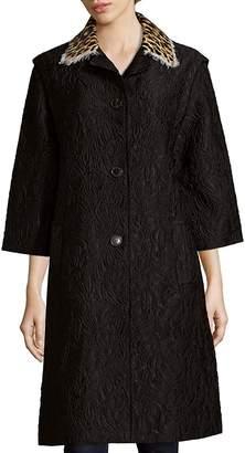 Maison Margiela Women's Textured Coat