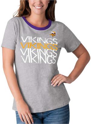 G-iii Sports Women Minnesota Vikings Undefeated T-Shirt