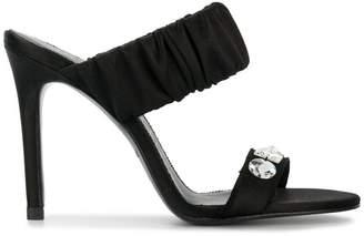Pedro Garcia crystal embellished sandals