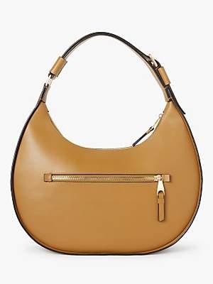 Modern Rarity Jeanne Leather Large Hobo Bag
