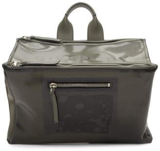 Givenchy Grey Pandora Messenger Bag