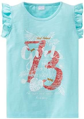 Schiesser Girl's T-Shirt Rundhals