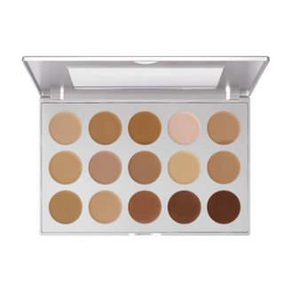 Kryolan HD Micro Foundation Cream Palette - 15