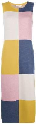 Tory Burch colour block shift dress