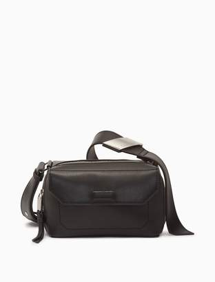 Calvin Klein leather crossbody bag