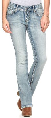 Women's Apt. 9® Embellished Bootcut Jeans $64 thestylecure.com