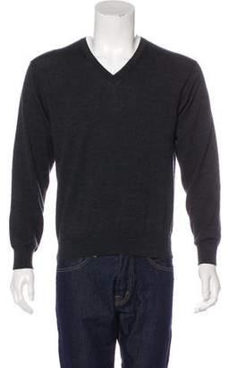 Gucci Knit V-Neck Sweater