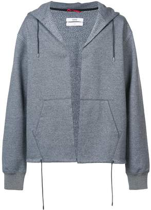 Oamc Slashed hoodie