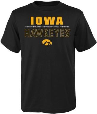 NCAA Boys 4-20 Iowa Hawkeyes Launch Tee