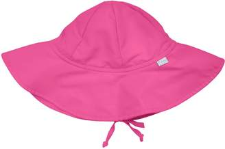I Play Solid Brim Sun Protection Hat - Baby
