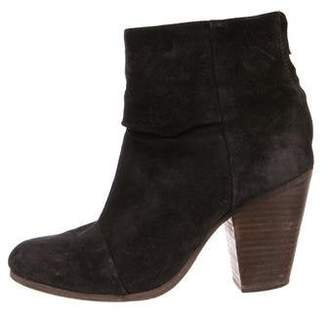 Rag & Bone Newberry Suede Ankle Boots