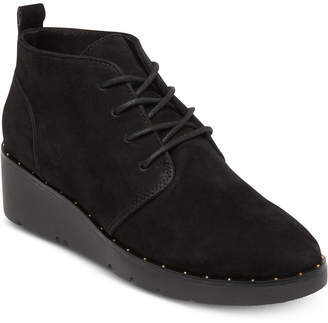Steve Madden Steven by Women's Bart Wedge Dessert Booties