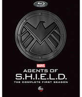 Disney Marvel's Agents of S.H.I.E.L.D.: The Complete First Season Blu-ray Boxed Set