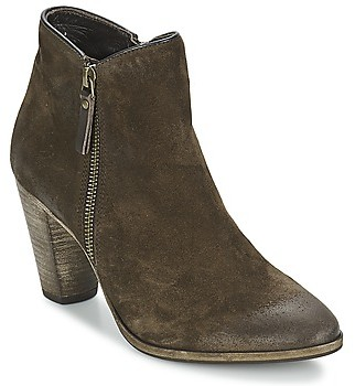 NDC SNYDER women's Low Boots in Brown