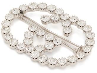 2a4c3ba53 Gucci Gg Crystal Embellished Hair Clip - Womens - Crystal