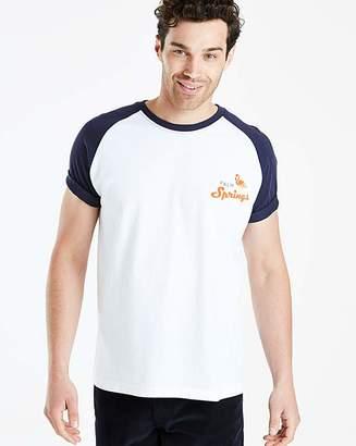 Jacamo Palm Springs T-Shirt Long