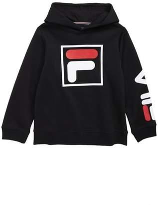Fila F-Box Logo Hoodie